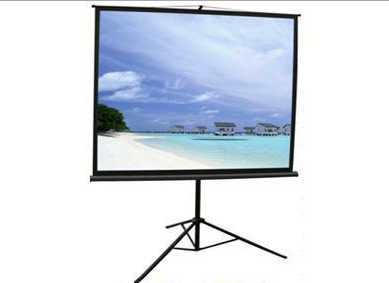 "Avico JK 84"" 171 x 128 Tripod screen, 4:3 aspect ratio,- Avico"