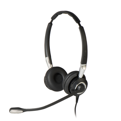 Jabra BIZ 2400 Duo USB MS Headset J-BIZ-2400 Back-order
