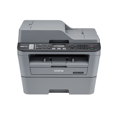 Brother Black & White Laser Multifunction Printer MFC-L2700DW,- Avico