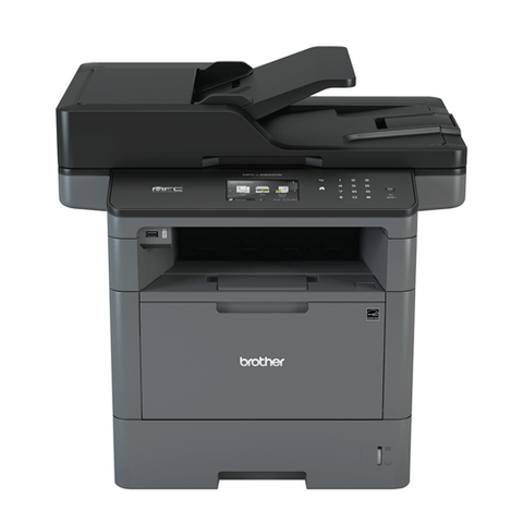 Brother Black & White Laser Multifunction Printer MFC-L5900DW,- Avico