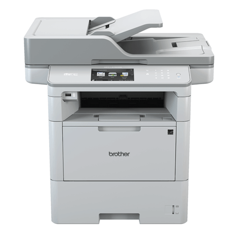 Brother Black & White Laser Multifunction Printer MFC-L6900DW,- Avico