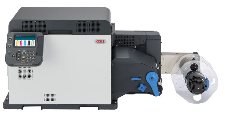 OKI Pro 1050 Label Printer