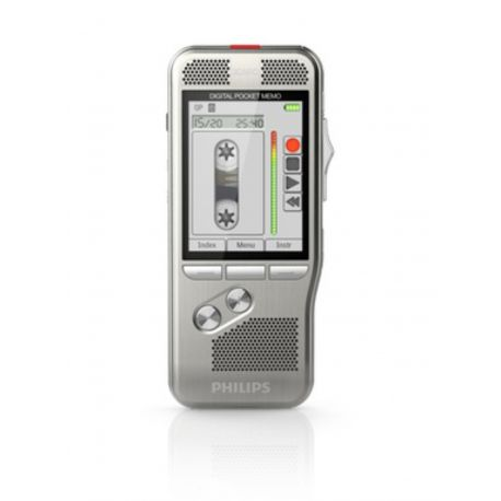 Philips DPM7200 Professional Dictation Recorder
