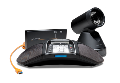 Konftel C5055W Video Collaboration Solution (VC Camera, Speakerphone & Hub) KONFTC5055W