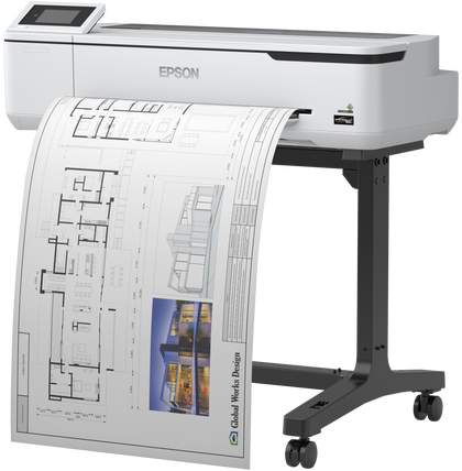 Epson SC-T3100 Large Format Printer: Technical