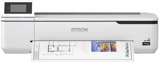 Epson SC-T3100N Large Format Printer: Technical
