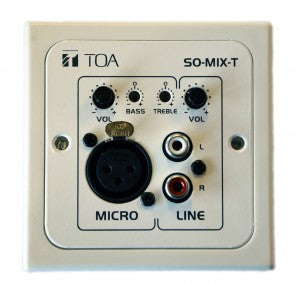 TOA SO-MIX-T Remote Mixer