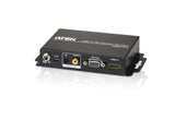 Aten HDMI to VGA/Audio Converter with Scaler VC812,- Avico