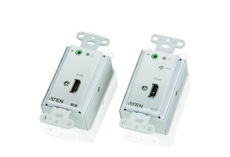 Aten HDMI/Audio Cat 5 Extender Wall Plate VE806,- Avico