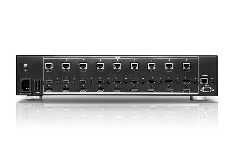 Aten 9 x 9 HDMI HDBaseT-Lite Matrix Switch VM3909H
