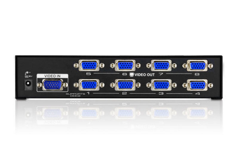 Aten 8-Port VGA Splitter VS138A