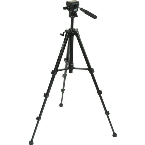 Magnus VT-100 Tripod System with 2-Way Pan Head,- Avico