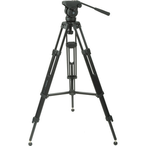 Magnus VT-3000 Tripod System with Fluid Head,- Avico