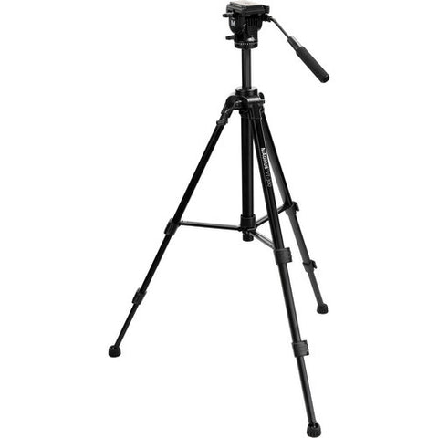 Magnus VT-300 Video Tripod with Fluid Head