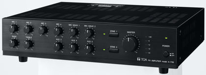 TOA A-1706ER 60W Mixer Amplifier,- Avico
