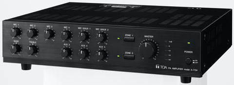 TOA A-1724ER 240W Mixer Amplifier