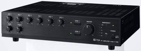 TOA A-1806 ER 60W Amplifier
