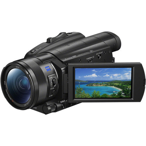 Sony FDR-AX700 4K Camcorder