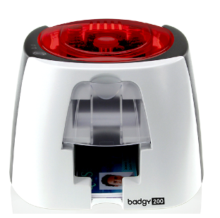 Evolis Badgy 200 Card Printer,- Avico