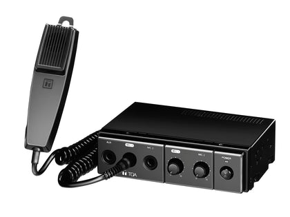 TOA CA-115 Mobile amplifier 15W,- Avico