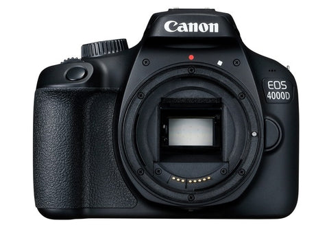 Canon - EOS 4000D Body only