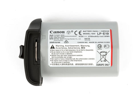 Canon LP - E19 Li-Ion Rechargeable Battery Pack