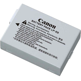 Canon LP - E8 Li-Ion Rechargeable Battery Pack
