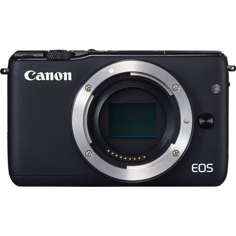 Canon EOS M10 Black Body Only