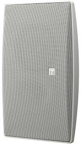 TOA BS-634T Flat resin wall speaker with attenuator 6W