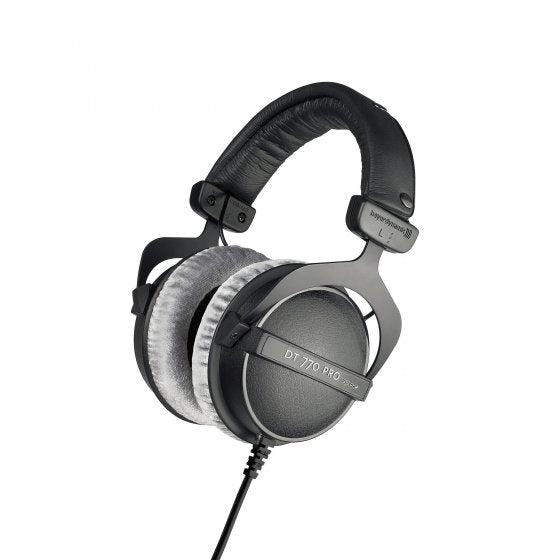 Beyerdynamic Closed Back Circumaural Headphones DT770