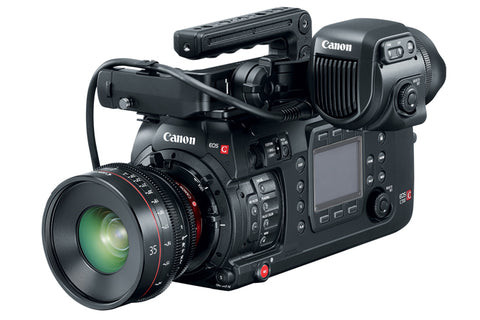 Canon - EOS C700 ( CFast Card ) GS PL MOUNT ( Global Shutter version )
