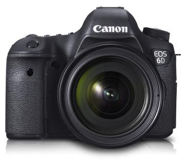 Canon EOS 6D Mk II & 24-70 f4 L IS Lens Kit