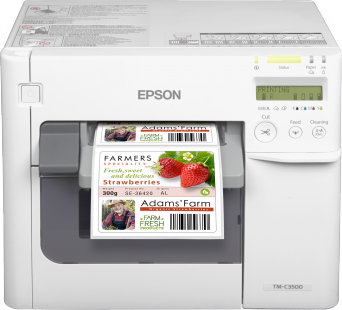 Epson Colour Label Printer TM-C3500,- Avico