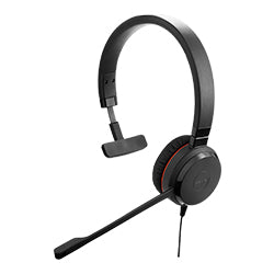 Jabra Mono Wired USB Headset J-EVOLVE-30-MONO