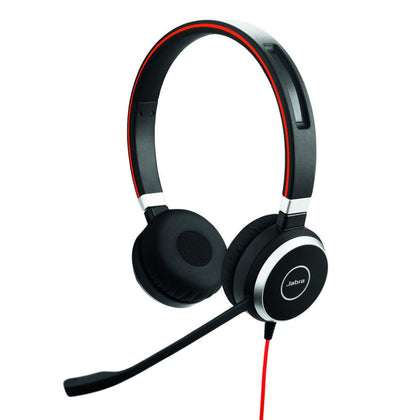 Jabra Wired USB Headset J-EVOLVE-40 - 2 Left!