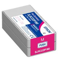 SJIC26P(M): Ink cartridge for C7500 (Magenta)