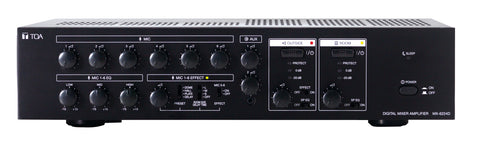 TOA MX-6224D Q Digital Mixer Amplifier