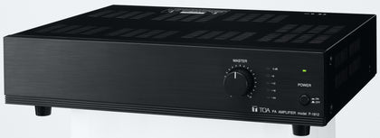 TOA P-1812ER Booster Amplifier 120W,- Avico