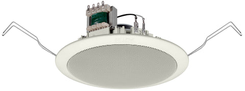 TOA PC-648R Clip-in Ceiling Speaker, 6W,  5""