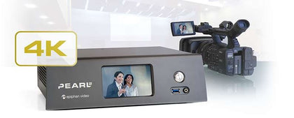 Epiphan Pearl 2 HD 4K Live Video Switch Stream Switch Record System