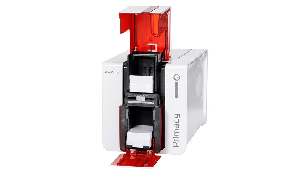 Evolis Primacy LCD Single Sided Card Printer PM1H0000LS