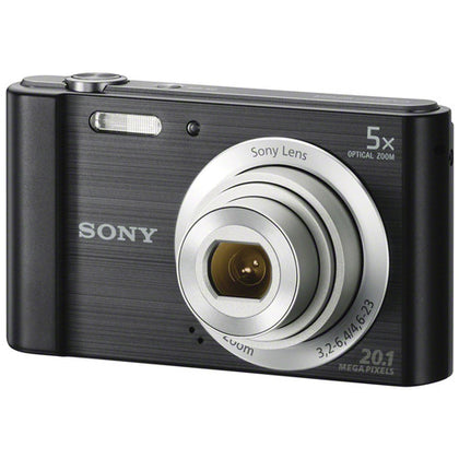 Sony Cyber-shot DSC-W800 Digital Camera,- Avico