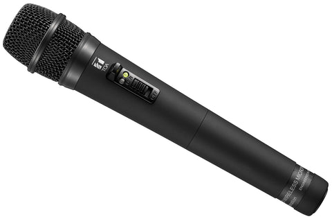 TOA WM-5225 Wireless microphone, handheld,- Avico