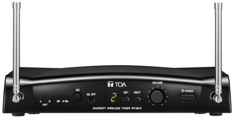TOA WT-5810 UHF Wireless Tuner
