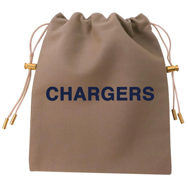 Cables and Chargers Pouch Khaki-CHARGERS