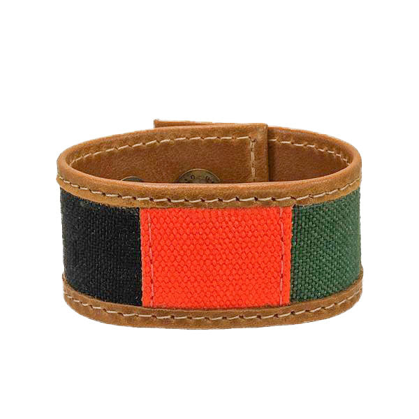 PT LOVE Cuff-Camo and Orange