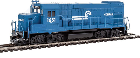 HO Walthers Trainline 931-2502 CR Conrail GP15-1 1651 Standard DC