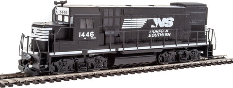 HO Walthers Trainline 931-2504 NS Norfolk Southern 1446 GP15-1 Standard DC