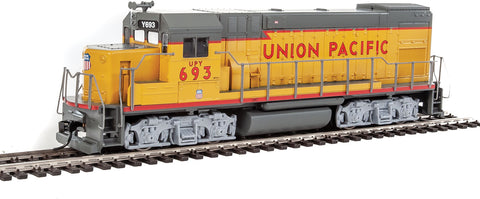 HO Walthers Trainline 931-2505 UPY 693 Union Pacific GP15-1 Standard DC