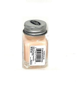 Testors 1116 Cream Enamel 1/4 oz Paint Bottle